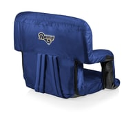 Picnic Time Ventura Seat; Los Angeles Rams