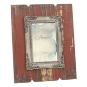 CKK Home D cor, LP Heartland Weathered Wood Picture Frame