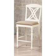 Iconic Furniture 24'' Bar Stool; Biscotti