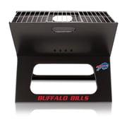 Picnic Time X-Grill Portable BBQ; Buffalo Bills