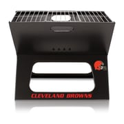 Picnic Time X-Grill Portable BBQ; Cleveland Browns