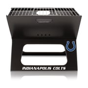 Picnic Time X-Grill Portable BBQ; Indianapolis Colts
