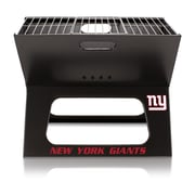 Picnic Time X-Grill Portable BBQ; New York Giants