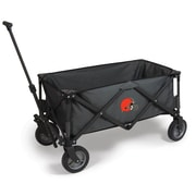 Picnic Time Adventure Wagon; Cleveland Browns