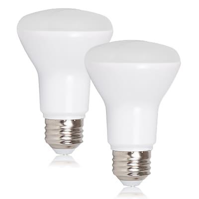 Maxxima 7 Watt Warm White BR20 LED 600 Lumens 50 Watt Equivalent, Pack of 2 (MLB-BR2070W-02)
