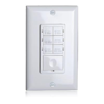 Maxxima 1875 Watt 7 Button Countdown Timer Switch Maximum 60 Minutes Delay, 5.2 x 3 x 2.2 (MEW-PT800)