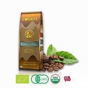 FUERTE®Esmeralda™, Whole Bean Coffee, Medium Roast, USDA Organic, 1 LB. (B020)