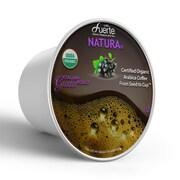 FUERTE®Gusto™, K-Cup® Compatible Pod, Italian Roast, USDA Organic Arabica Coffee, 18/PK. (KCC-8167)