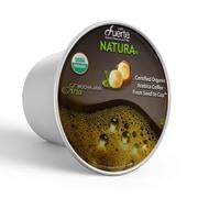 FUERTE®Aria™, K-Cup® Compatible Pod, Mocha Java, USDA Organic Arabica Coffee, 18/PK. (KCC-8166)