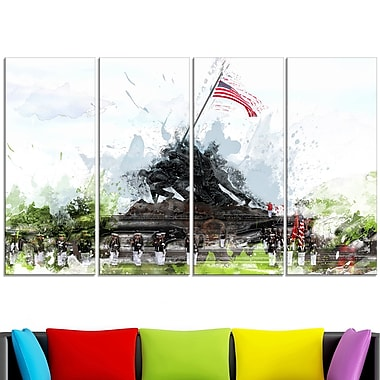 US Liberty Metal Wall Art