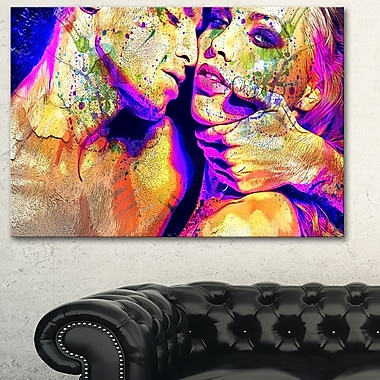 Seduce MeSensual Metal Wall Art