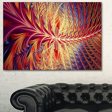 In Sync Digital Metal Wall Art, 28x12, (MT3006-28-12)