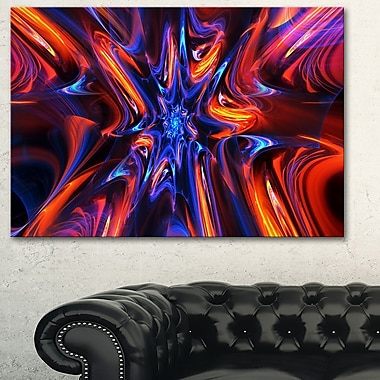 Starry Trance Metal Wall Art