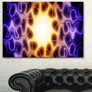 Light Shine Through Metal Wall Art