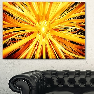 Sunshiney Day Metal Wall Art, 28x12, (MT3082-28-12)