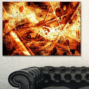 Signs of Life Metal Wall Art, 28x12, (MT3097-28-12)