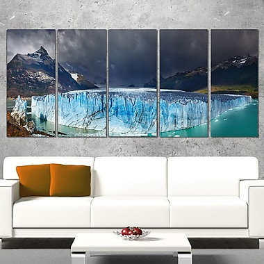 Perito Moreno Glacier Photography Wall Art
