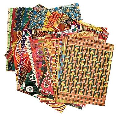 Roylco - Collection de papiers de partout dans le monde, 96 feuilles (R15199)
