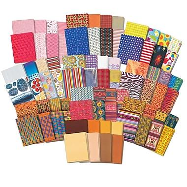 Roylco - Paquet scolaire de papiers à motif, 248 feuilles (R15200)