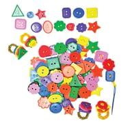 Roylco R20205 Super Value Bright Buttons™, 760 Pieces