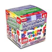 Roylco R2186 Lower Case Letter Beads, 288/Pack