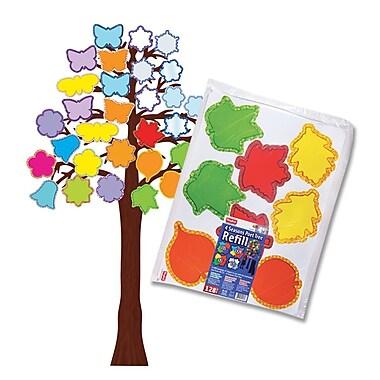 Roylco R49132 Four Seasons Poet Tree, 129 Pieces