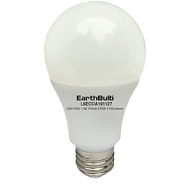 EarthBulb® A19 11.5W 1100LM 5000K Eco 6 Pack