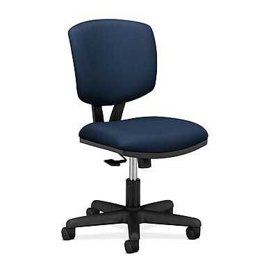 HON Volt Task Chair, Synchro-Tilt, Navy Fabric