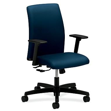 HON Ignition Center-Tilt Low-Back Task Chair, Mariner Fabric