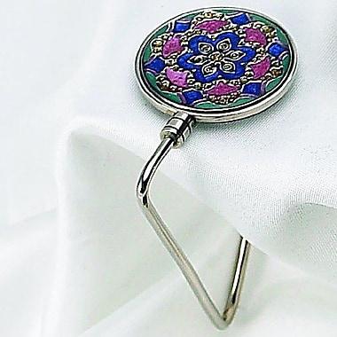 Elegance – Crochet pour sac à main orné d'émail