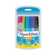 Paper Mate® InkJoy® Mini Ballpoint Pens, Medium Point, Assorted, 16/Pk