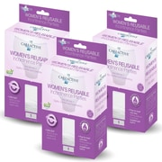 Care Active Ladies Reusable Incontinence Panty 6oz 2X Large 3-Pack (2465-2X-3PK)
