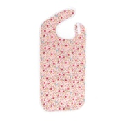 Care Active Shirt Saver Bib Husky Pink Floral (9987-HUS-PF)