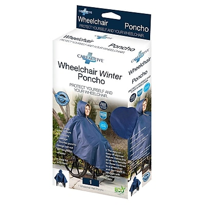 Care Active Wheelchair Winter Poncho Pink (9661-0-PNK)