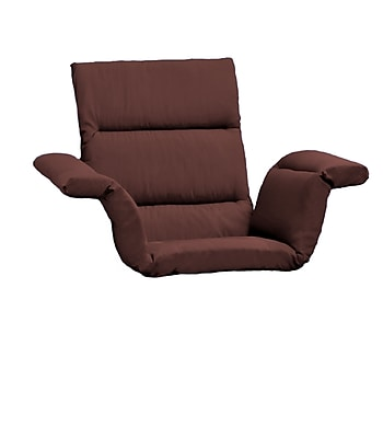 Care Active Total Chair Cushion Brown (207-0-BRO)