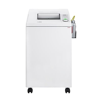 IDEAL 2604 Centralized Office, 25-Sheet Capacity, Cross-Cut P-4 Shredder with Oiler (IDEDSH0362OH)