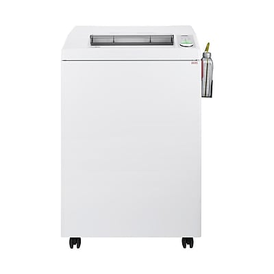 IDEAL 4005 Centralized Office, 39-Sheet Capacity, Cross-Cut P-4 Shredder with Oiler (IDEDSH0501H)