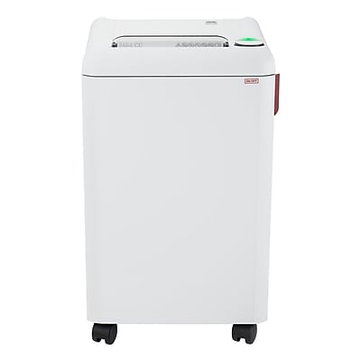 IDEAL 2404 Deskside Shredder 11 Sheet Capacity Cross-Cut (IDEDSH0050H)