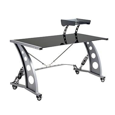 Intro-Tech – Table PitStop PDF2000B, 57,25 x 27 x 30 (po), 110 lb, noir, (1) 57 x 31 x 4 (po), (2) 57 x 31 x 4 (po), 105 lb
