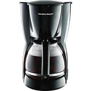 Hamilton Beach® 12 Cup Switch Coffeemaker, Black