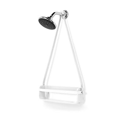 Umbra – Support à douche Flex, blanc