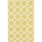 "ecarpetgallery 5'0"" x 8'0"" Monaco Rug, Cream/Light Green"