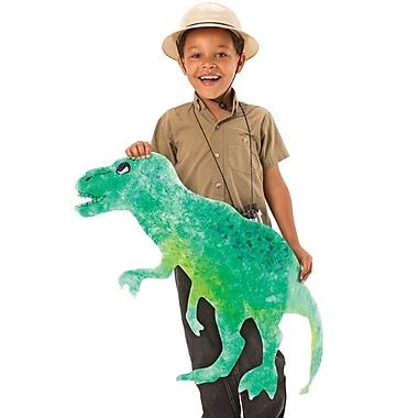 Roylco R75424 Des modèles grand format! Géant! Peinture à doigts en forme de dinosaures, 24/paquet