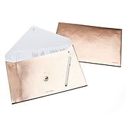 Poppin Soft Cover Folio, Copper (102122)
