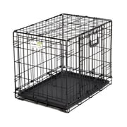 Midwest Homes For Pets Ovation Trainer Double Door Pet Crate; 24''