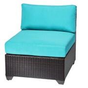TK Classics Side Chair; Tangerine
