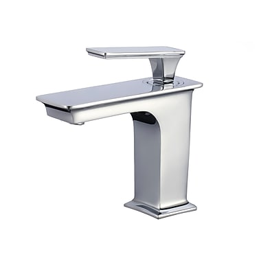 American Imaginations Bathroom Faucet Single Handle