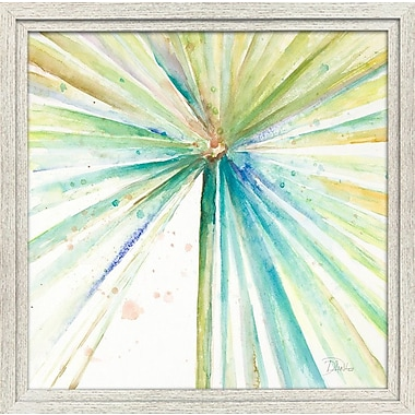 Star Creations Palmers Pastel II by Patricia Pinto Framed Painting Print