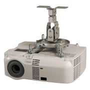 Peerless-AV Paramount Universal Flush Ceiling Projector Mount; Silver