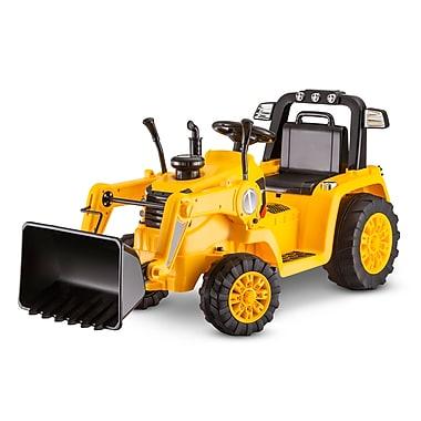 KidTrax – Jouet-porteur tracteur CAT de 6 V